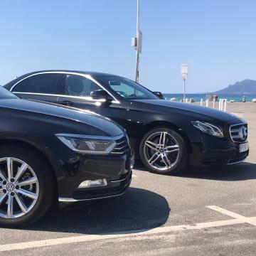 Chauffeur prive Cannes