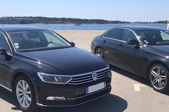 Comment réserver un chauffeur VTC à Cannes et Antibes